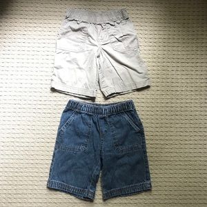 EUC! Circo Bundle - 2 Pair of Boys 5T Shorts